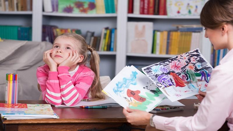 孩子厌学的心理原因图片/照片