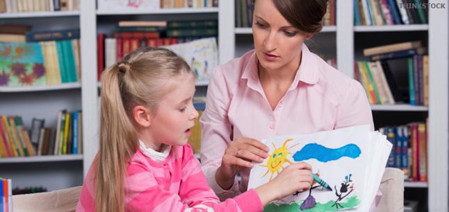 儿童心理健康图片/照片